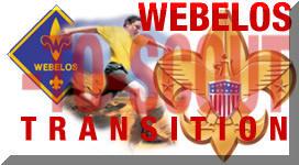 Webelos Transition