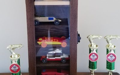 This Scout Dad's Use for Old Pinewood Derby Cars Will Make You Want to Get Crafty