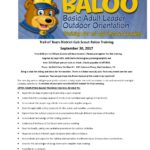 BALOO and Bobcat Day