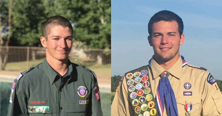 BSA names pair of Eagle Scouts to serve as 2017-2018 NRA Youth Ambassadors