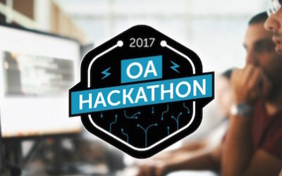 OA Hackathon Brings Opportunities for Innovation
