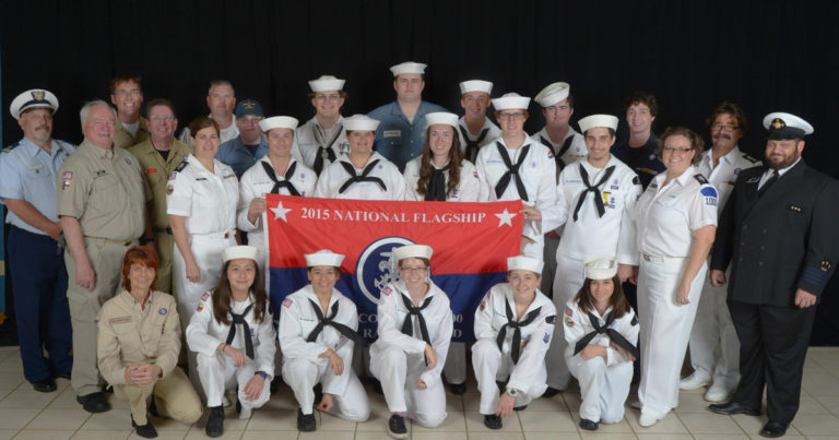 Think your Sea Scout ship is the best? Apply for the National Flagship Award