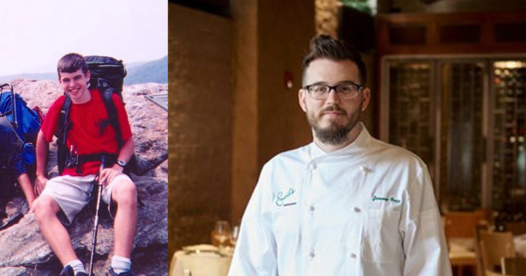 Jeremy Fogg, Eagle Scout and pastry chef at Emeril's restaurant in New Orleans, to appear on 'Beat Bobby Flay'