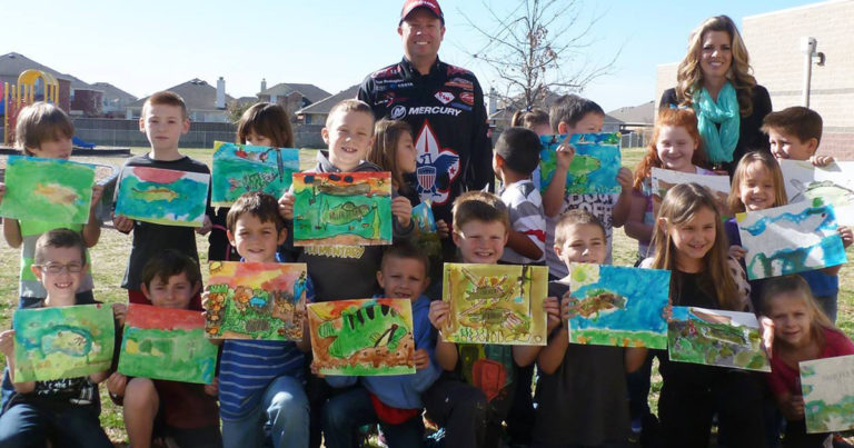 Scouts and Venturers invited to enter the State-Fish Art Contest