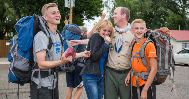 This summer, families will experience Philmont in a totally new way
