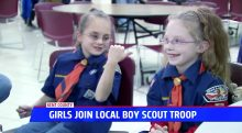 Girls Across U.S. Officially Join Scouting Family After Years of Unofficial Participation