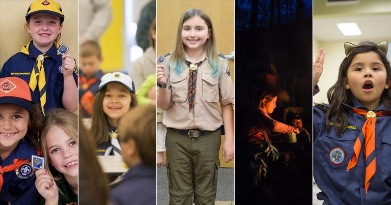Family Scouting success stories: Meet 5 packs that have welcomed girls