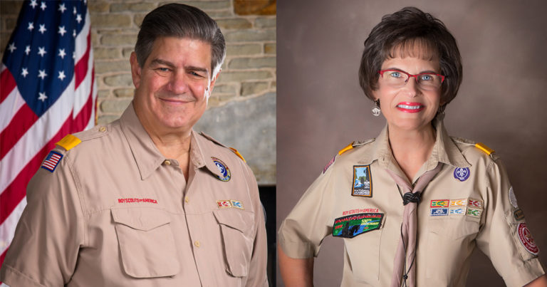 Meet the two new volunteers on the BSA's National Key 3