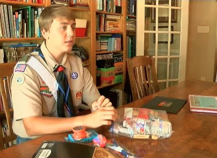How This Scout's Eagle Project Is Providing Care for Children