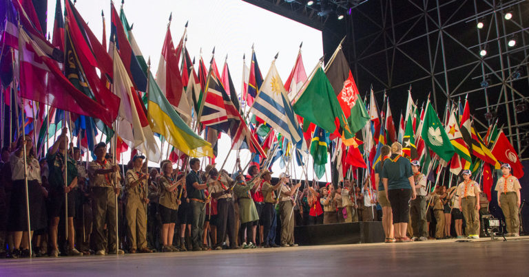 Here's how many countries are coming to the 2019 World Scout Jamboree