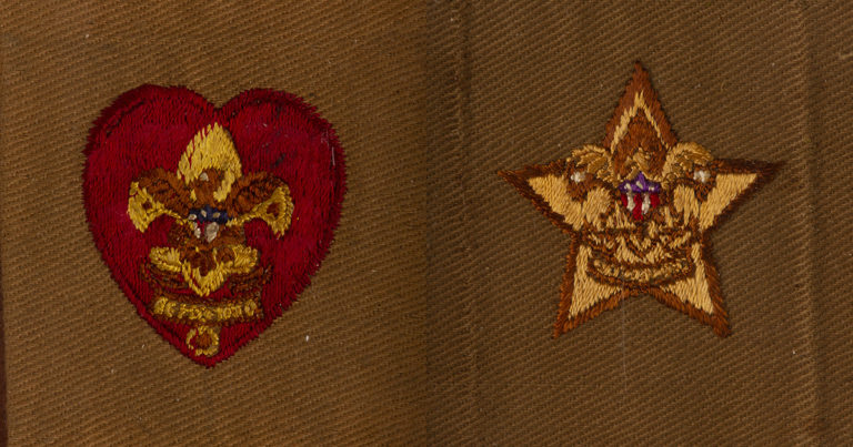 This is why some Eagle Scouts didn't have to earn Life or Star badges