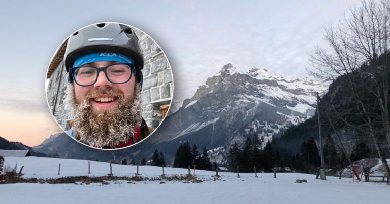How a trip to Kandersteg in Switzerland changed this Eagle Scout's life
