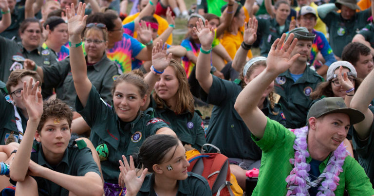 What Venturers and Sea Scouts need to know about joining Scouts BSA