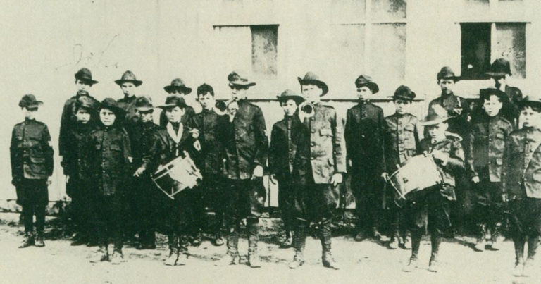 What was the first Scout troop in the United States? The answer isn't so simple