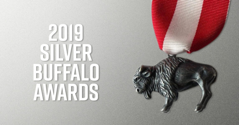 13 Scouters to receive 2019 Silver Buffalo Award, Scouting's top honor for volunteers