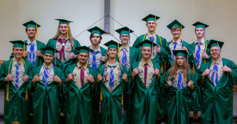 The one underrated reason why all of this troop's high school seniors are Eagle Scouts