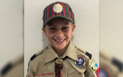 Unsung Hero: 9-year-old Cub Scout rallies entire class to help bullying victim