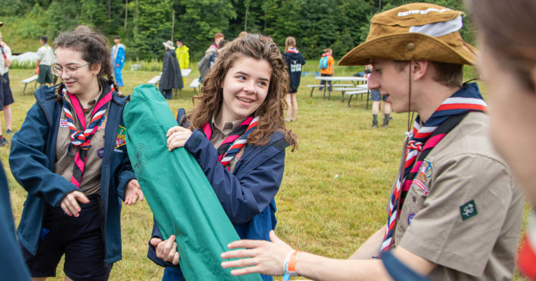 Sights and Sounds: The fun begins at the World Scout Jamboree