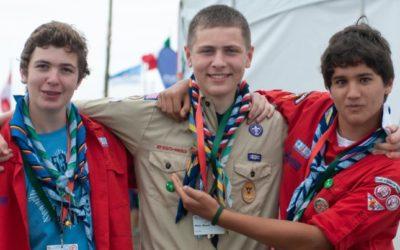 Keep up with the World Scout Jamboree from home