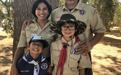 "How Scouting Became This Family's ""Second Family"""
