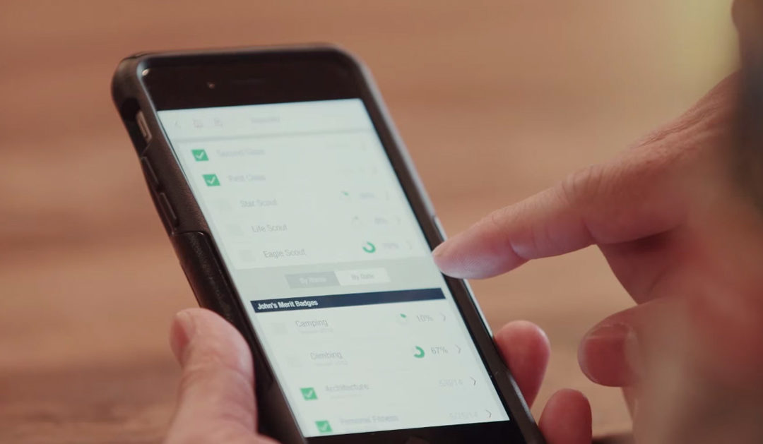 Scoutbook should be your go-to app for your next den meeting