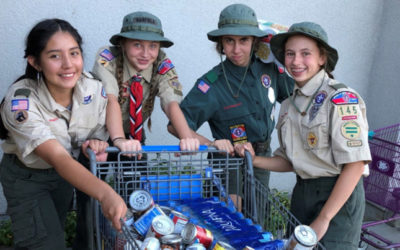 How Scouts stepped up to serve after the Southern California earthquakes