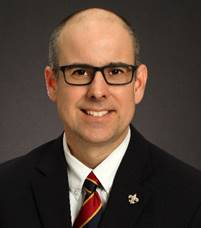 Patrick Linfors Selected as Scout Executive of Garden State Council