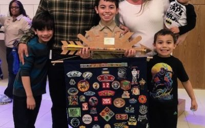 The Spirit for Outdoor Adventure Runs in This Scouting Family