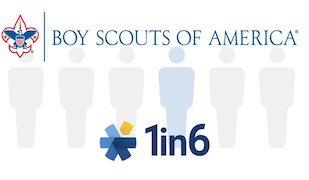 Boy Scouts of America and 1in6 Announce Landmark Partnership to Support Victims of Abuse