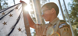 The Boy Scouts of America and the U.S. Department of Veterans Affairs Join Together to Ensure Every Fallen Hero is Remembered this Memorial Day with a Special Tribute and Salute