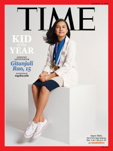 TIME's 2020 Kid of the Year Is a STEM Scout!