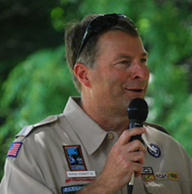 Patrick Sterrett Selected EVP, Assistant Chief Scout Executive–High Adventure Bases and General Manager of Summit Bechtel Reserve
